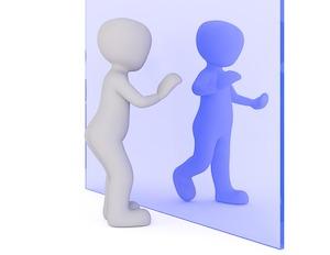 鏡(姿見)