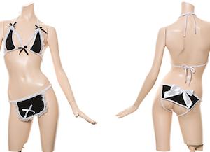 メイド服「メイドインエデン」の全体像
