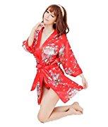 花魁風の和服・浴衣